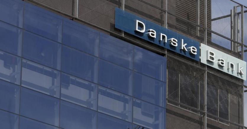La sede di Danske Bank a Tallinn, in Estonia